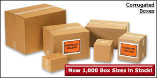 Shop Corrugated Boxes
