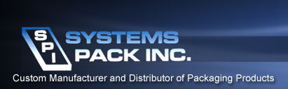 SPI - Systems Pack Inc. - Custom Manufacturer and Distributor of Packaging Products
